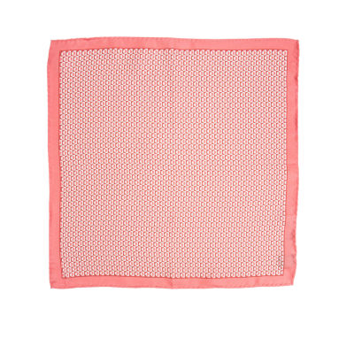 Collection by Michael Strahan  Geometric Pocket Square