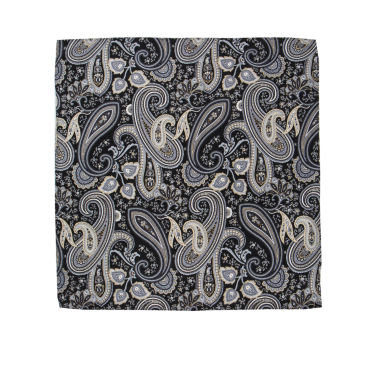 Collection by Michael Strahan  Paisley Pocket Square