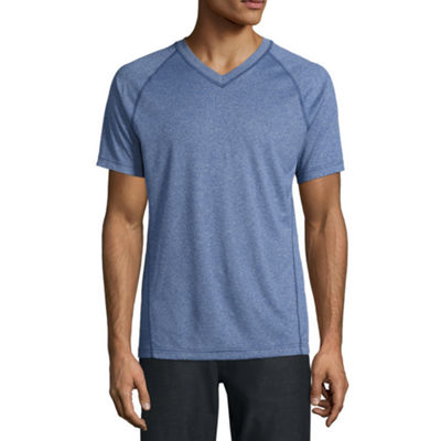 MSX By Michael Strahan Performance Short Sleeve V Neck