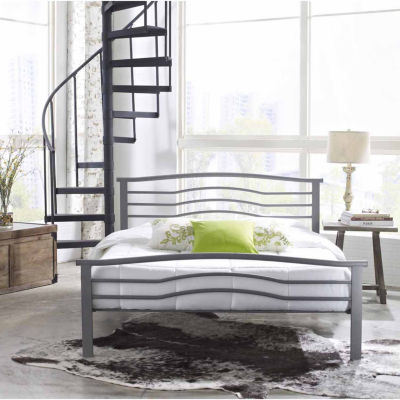 Scarlett Decorative Metal Bed