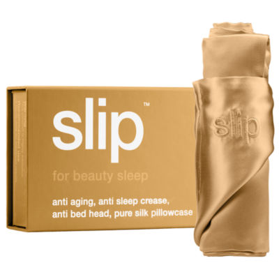 Slip Silk Pillowcase - Standard/Queen