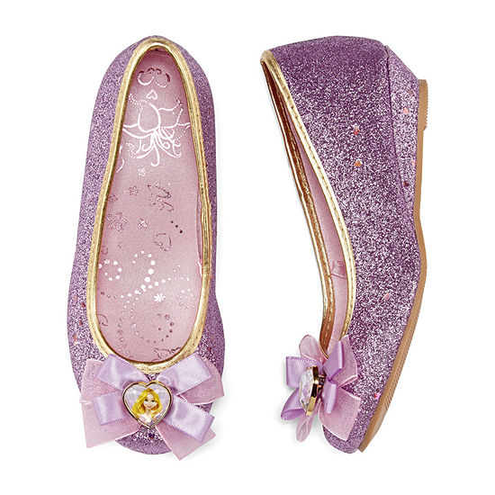 Disney Collection Rapunzel Costume Shoes - Girls