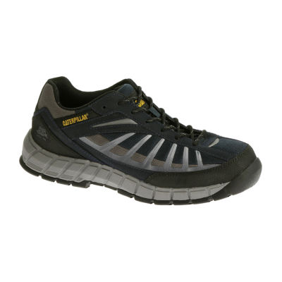 CAT® Infrastructure EH Steel-Toe Mens Work Shoes
