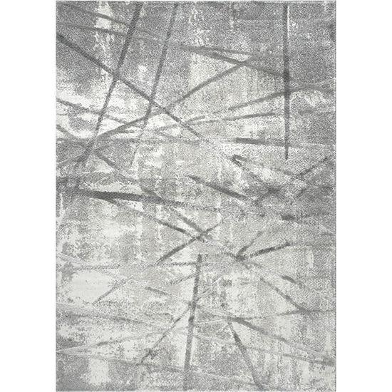 Christian Siriano New York Roma Cascade Abstract Rectangular Rug