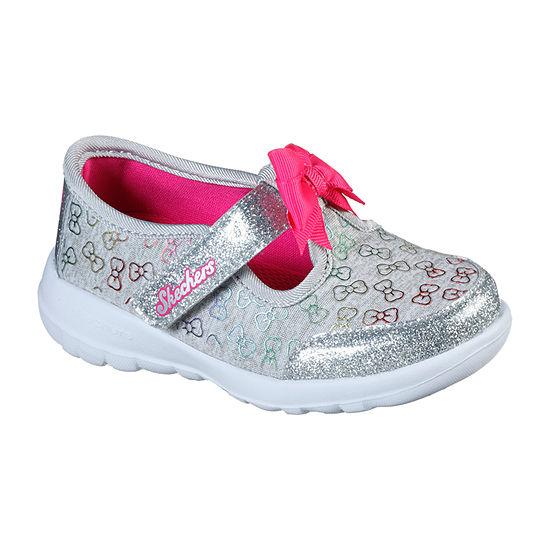 Skechers Go Walk Joy Toddler Girls Sneakers