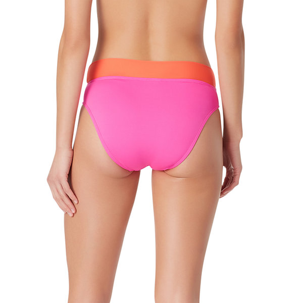 Sugar Beach High Waist Bikini Swimsuit Bottom