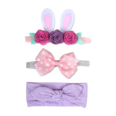 Okie Dokie Easter 0-24m 3-pc. Headband