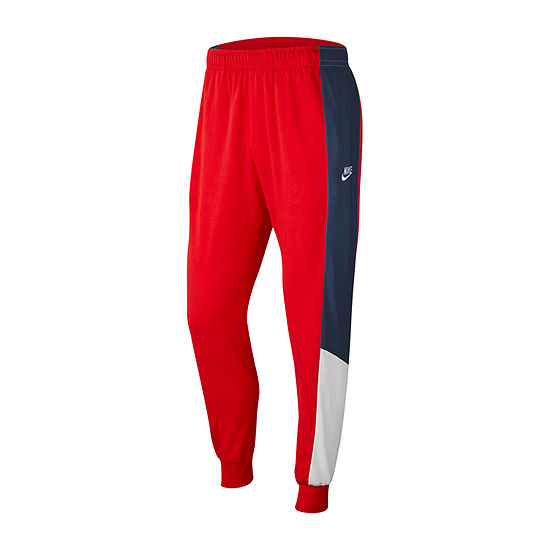 Nike Mens Regular Fit Color Block Jogger Pant