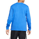Nike Mens Crew Neck Long Sleeve T-Shirt
