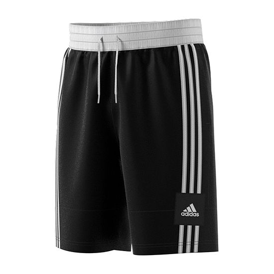 adidas Mens Pull-On Short-Big and Tall