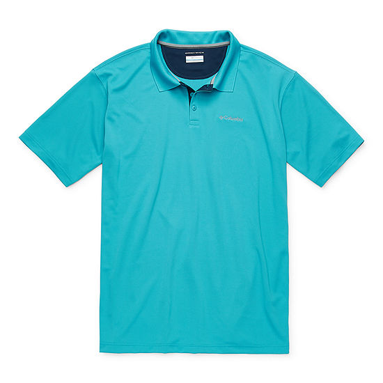 Columbia Big and Tall Utilizer Mens Short Sleeve Polo Shirt