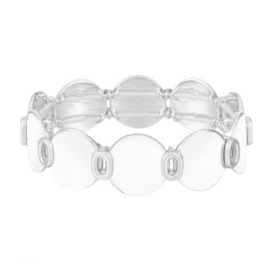 Liz Claiborne Round Stretch Bracelet
