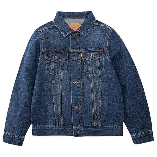 Levi's Big Boys Denim Jacket