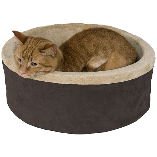 K&H Thermo-Kitty Bed™ Indoor Heated Cat Bed