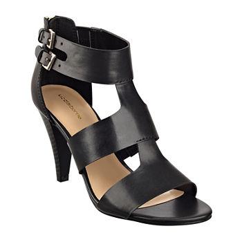 Liz Claiborne Royce High Heel Womens Sandals