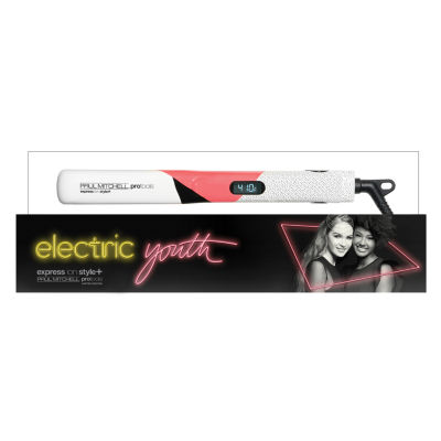 """Paul Mitchell Appliances Electric Youth Express Ion Style 1"""" Flat Iron"""
