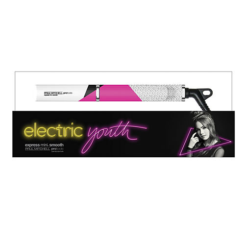"""Paul Mitchell Appliances Electric Youth Mini Smooth 3/4"""" Flat Iron"""