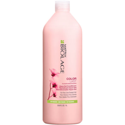Matrix Biolage Colorlast Aqua Gel Conditioner - 33.8 oz.