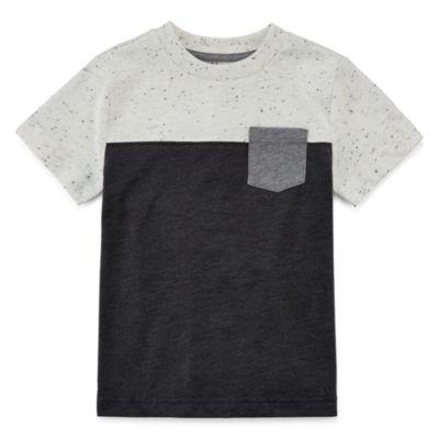 Arizona Boys Colorblock T-Shirt - Toddler