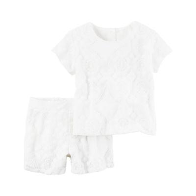 Carter's 2-pc. Skirt Set Preschool Girls