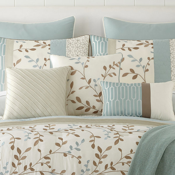 Jc Penney Home Collection: Home Expressions Hampton 10-pc. Comforter Set