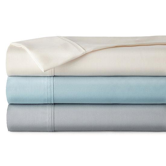Home Expressions 650tc 6-pc. Cotton Blend Sheet Set