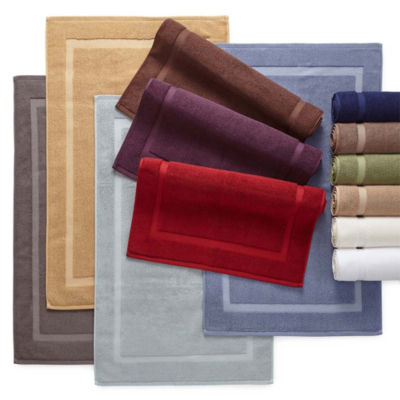 Royal Velvet® Luxury Egyptian Cotton Loops Tub Mat
