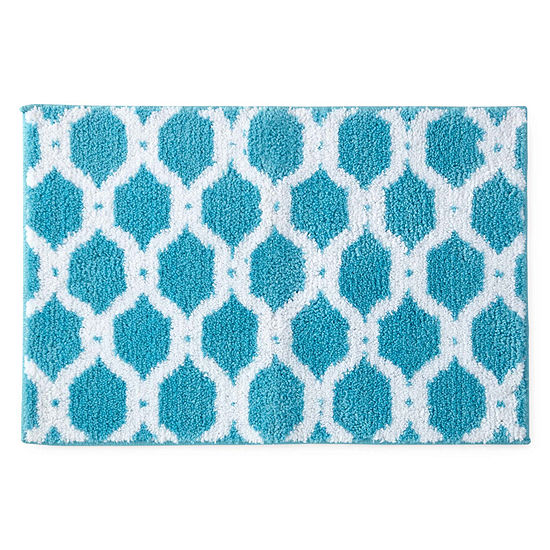 jcpenney home trellis bath rug - Jcpenney Bathroom Rugs