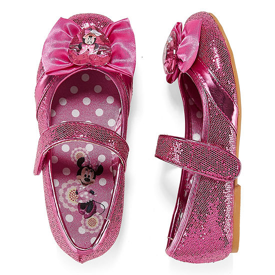 Disney Collection Collection Minnie Mouse Costume Shoes - Girls