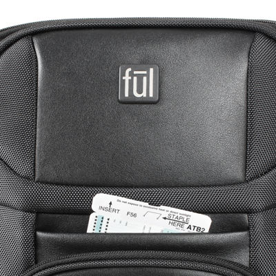Ful Crosby 16 Inch Lightweight Luggage