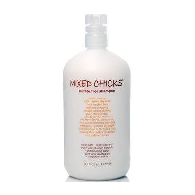 Mixed Chicks Sulfate Free Shampoo - 33 oz.
