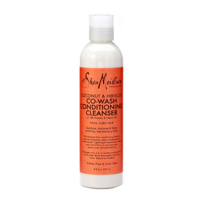 Shea Moisture Coconut & Hibiscus Conditioner - 8 oz.