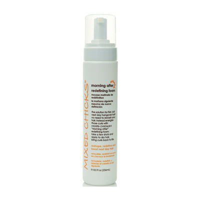 Mixed Chicks Morning After Hair Mousse-8.5 oz.