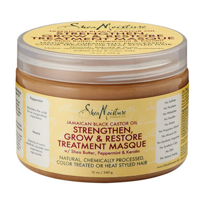 Shea Moisture Jamaican Black Castor Oil Hair Mask-12 oz.