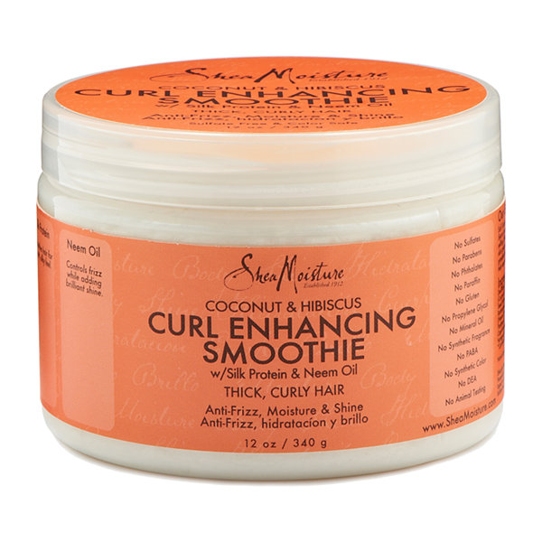 Shea Moisture Coconut & Hibiscus Hair Cream-12 oz.