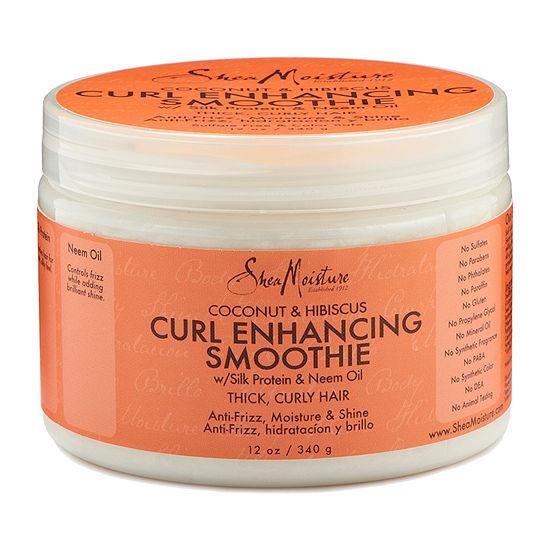 Shea Moisture Coconut & Hibiscus Hair Cream-12 oz.