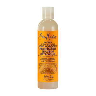 Shea Moisture Baobab & Tea Tree Oils Detangler-8 oz.