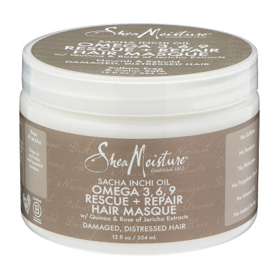 Shea Moisture Sancha Inchi Hair Mask-12 oz.