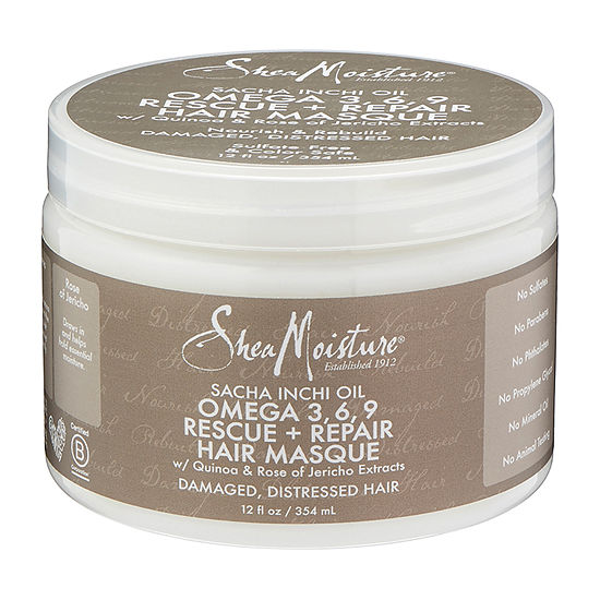 Shea Moisture Sancha Inchi Hair Mask 12 Oz