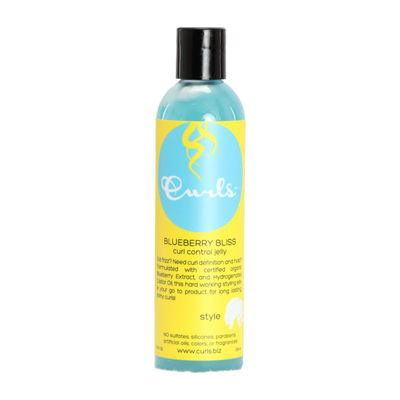 Curls Blueberry Bliss Curl Control Jelly Hair Gel-8 oz.