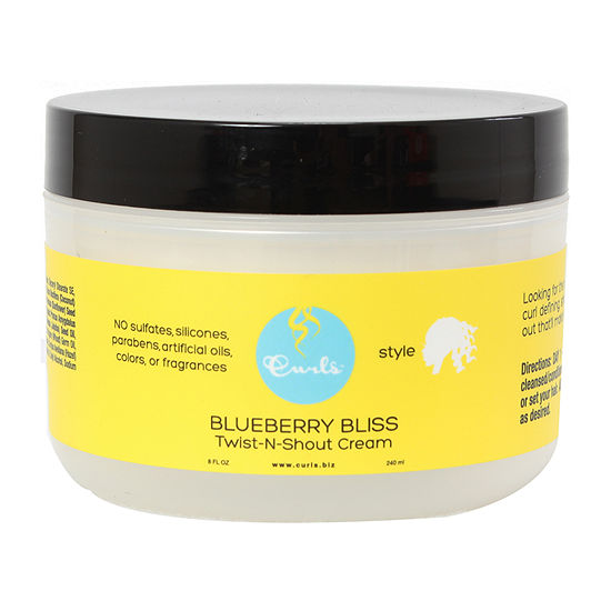 CURLS Blueberry Bliss Twist-N-Shout Cream - 8 oz.