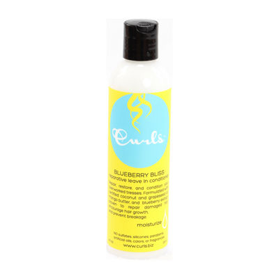 Curls Blueberry Bliss Repairative Leave In Leave in Conditioner-8 oz.
