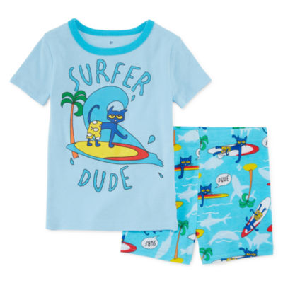 Pete The Cat 2-pack Pajama Set Boys