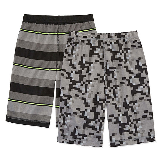 Arizona Big Kid Boys 2-pc. Shorts Pajama Set