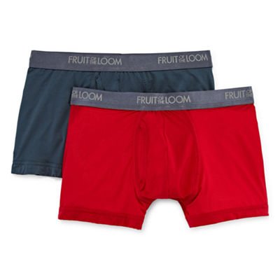 Fruit of the Loom Everlight 2 Pair Trunk