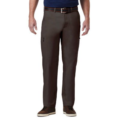Haggar The Elements Pant Classic Fit Flat Front Pants