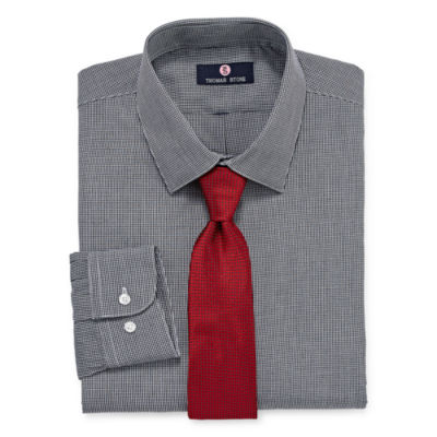 Thomas Stone Shirt And Tie Set