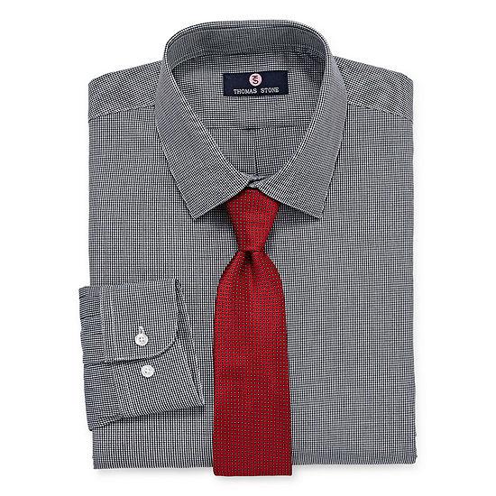 Thomas Stone Shirt And Tie Set