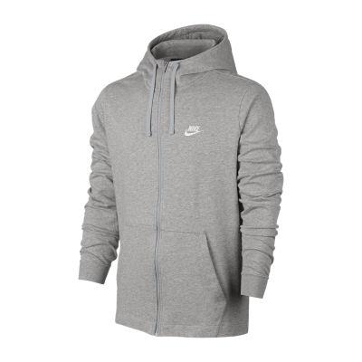 Nike® Long Sleeve Jersey Hoodie