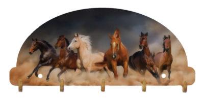 Key Rack Organizer Horses